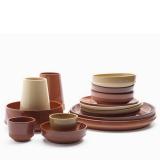 Посуда из керамики, стекла, фарфора