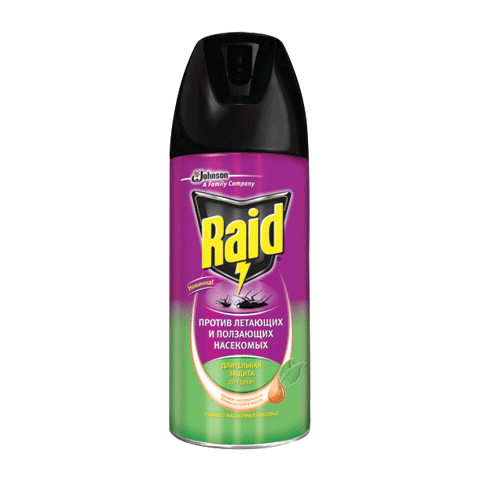 Средства против насекомых