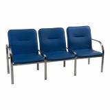 Кресла и банкетки многоместные