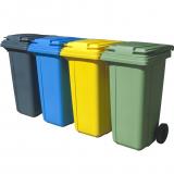 Урны, корзины, контейнеры для мусора