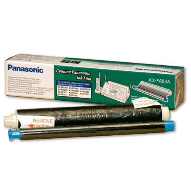 Термопленка для факса Panasonic KX-FA54A 2 шт/уп ориг