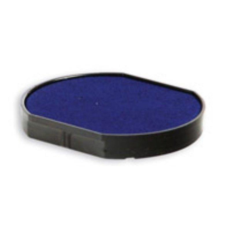 Подушка сменная  для круглой печати Trodat 46040 синяя для Tr 46040