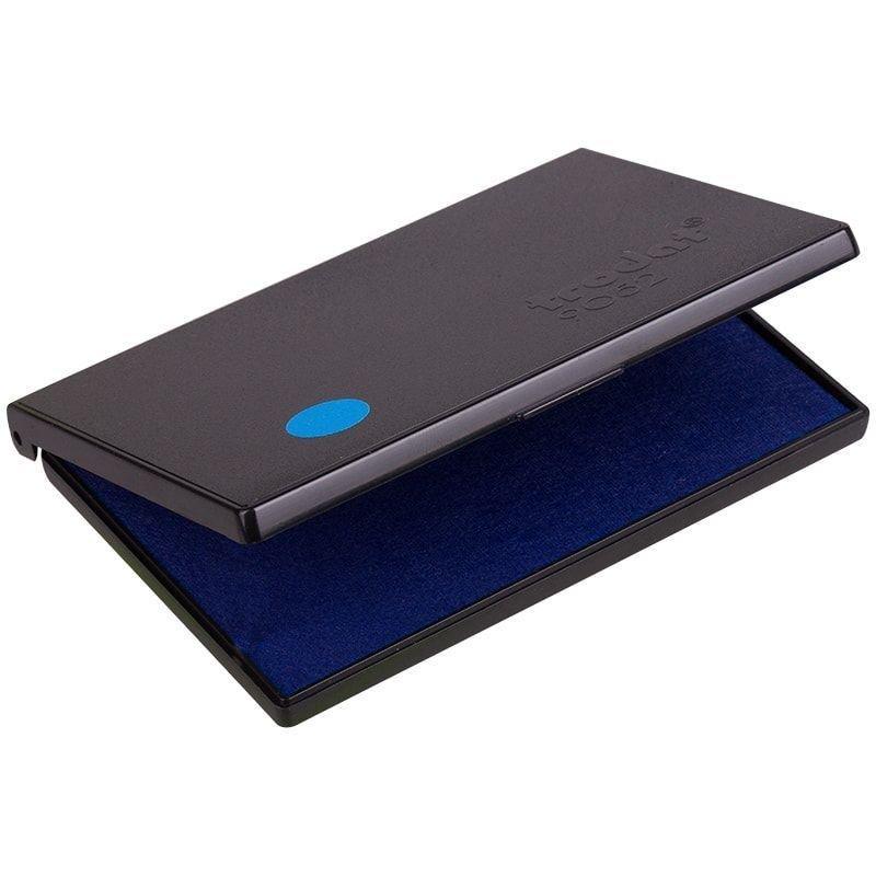Подушка штемпельная Trodat 110х70мм синяя