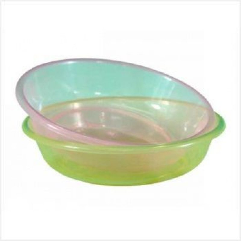 Тарелка 1л глубокая пластик