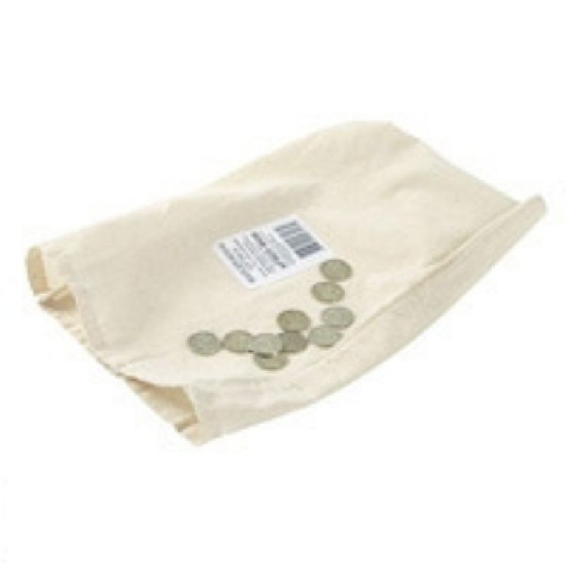 Мешок для монет 23х34см