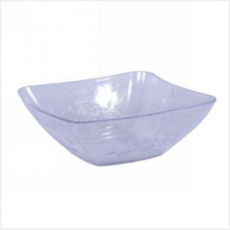 Салатник 0,5л Нежность пластик