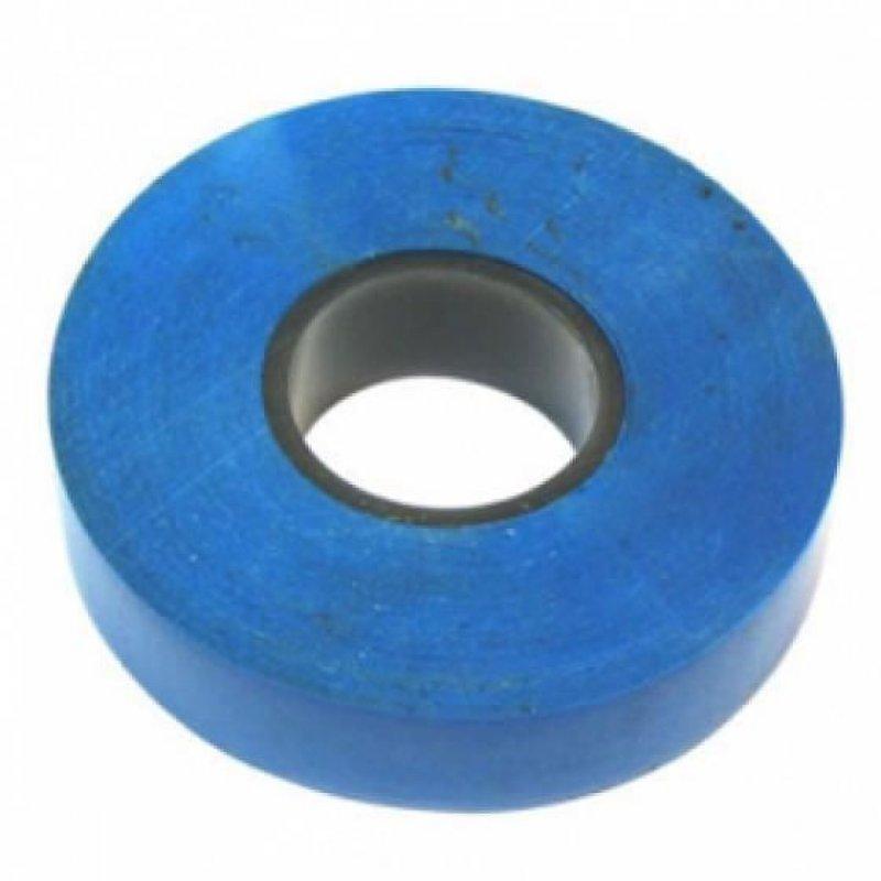 Изолента ПВХ синяя 15х10
