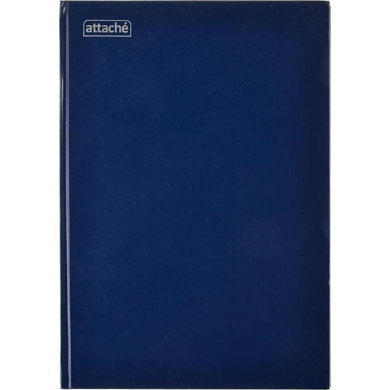 Книга учета А4 144л Attache клетка обложка бумвинил блок офсет