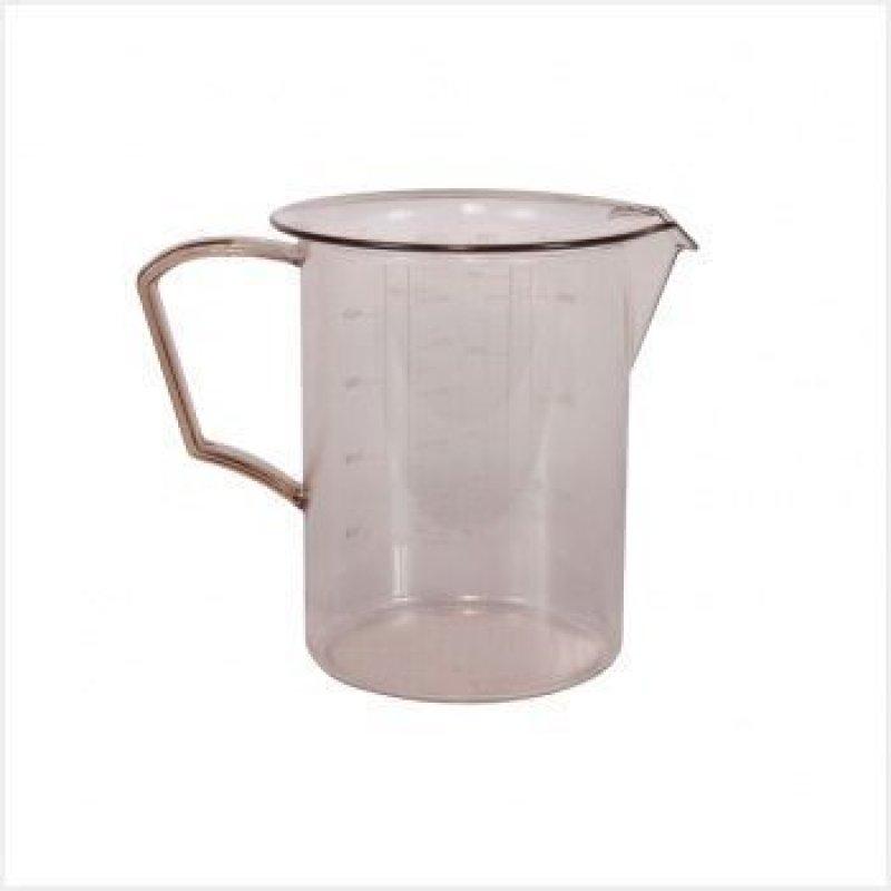 Кружка мерная 0,5л пластик