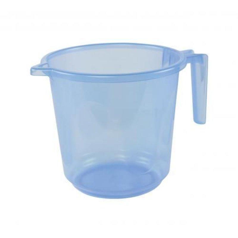Кружка 1,5л Хозяюшка пластик