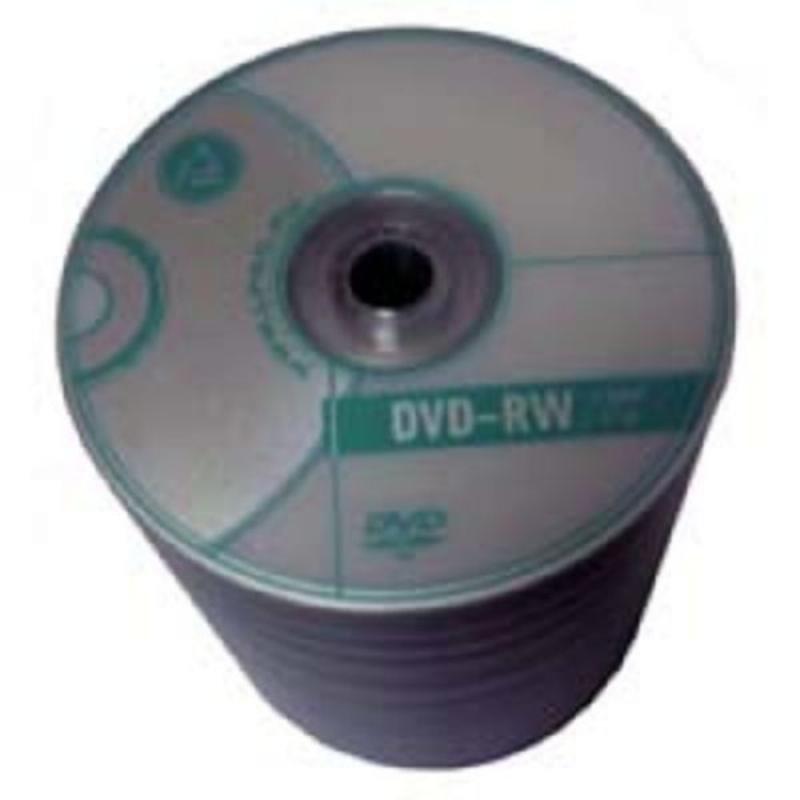 Диск DVD+RW 4.7Gb 4x туба 50шт