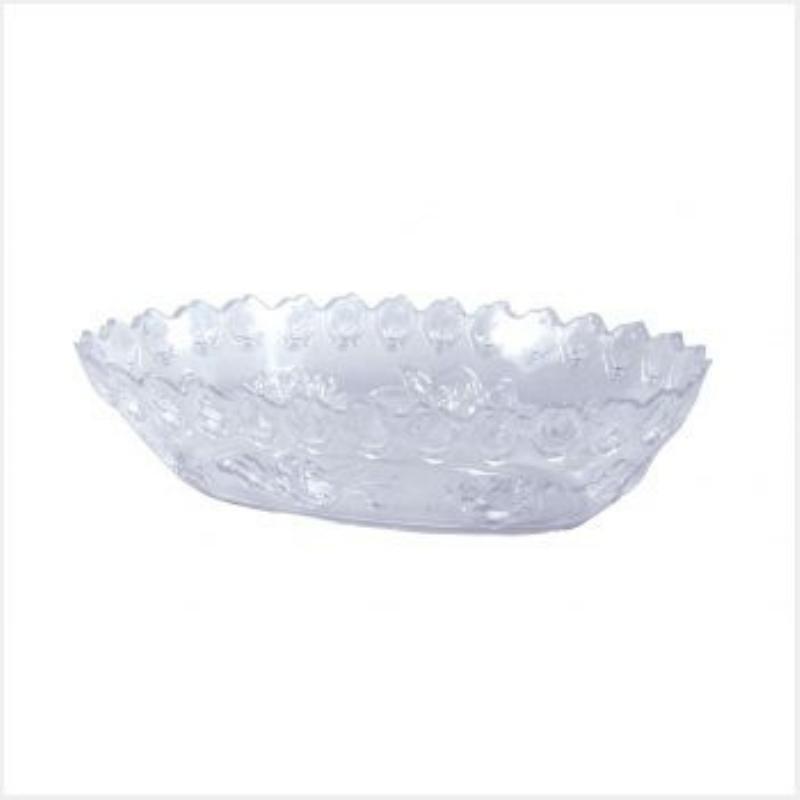 Салатник 1л Изобилие пластик