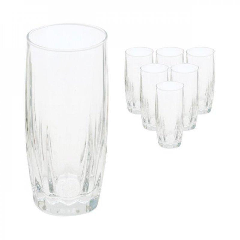 Набор стаканов 320мл Дэнс для воды 6шт Pasabahce стекло