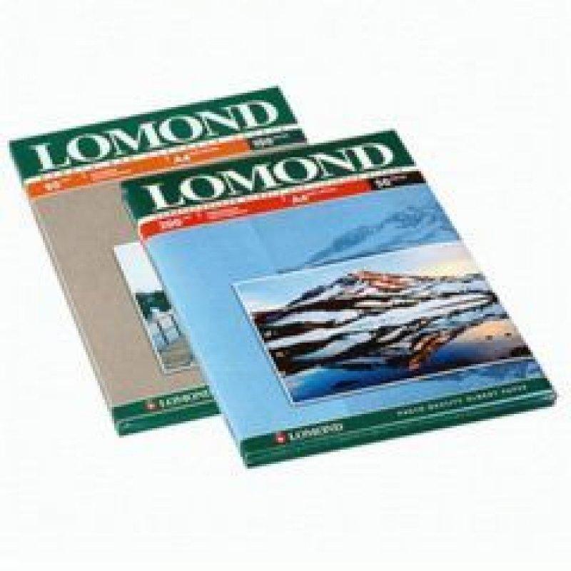 Фотобумага Lomond А4 160г/м2 100л односторонняя матовая