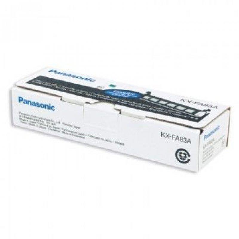 Тонер-картридж для факса Panasonic KX-FA83A 2500стр черный ориг
