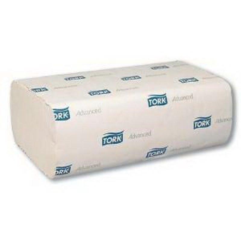 Полотенце бумажное Tork Advanced 2-сл W-слож 210х340мм 136л белое