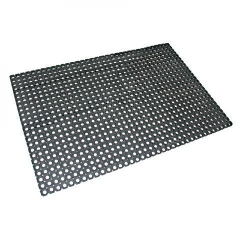 Коврик входной резиновый грязезащитный 100x150x2,2 см