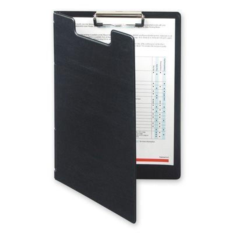 Папка-планшет двойная с верхней крышкой и зажимом Bantex А4 ассорти