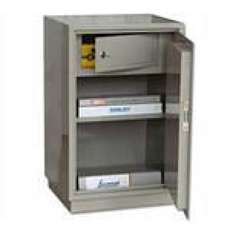 Шкаф металлический для документов 1 отделение КБС-011 680х420х360мм 25кг