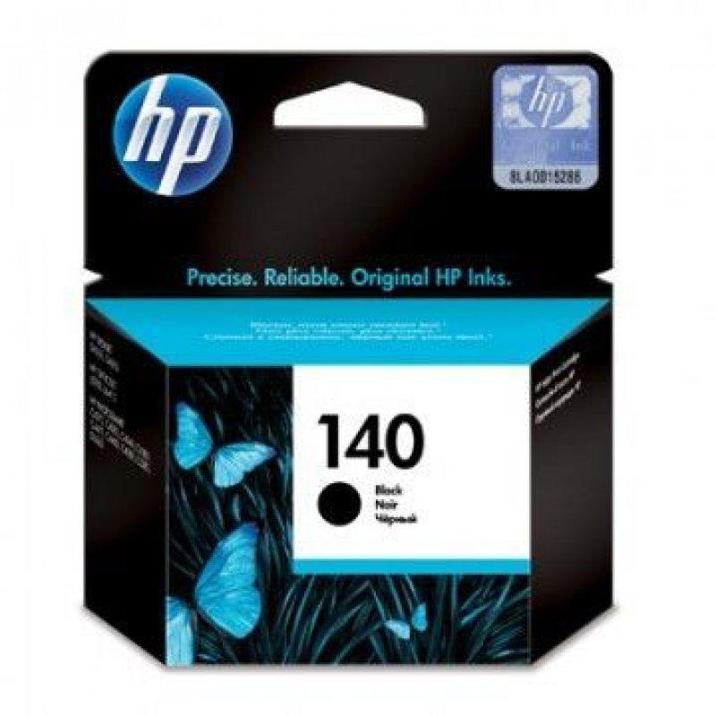 Картридж для HP DJ D4263/4360/4363/J5783/6410/C4283/4343/4483 №140 CB335HE 200стр черный ориг
