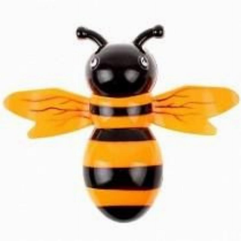 Термометр оконный Божья коровка Пчелка Бабочка -40С +50С