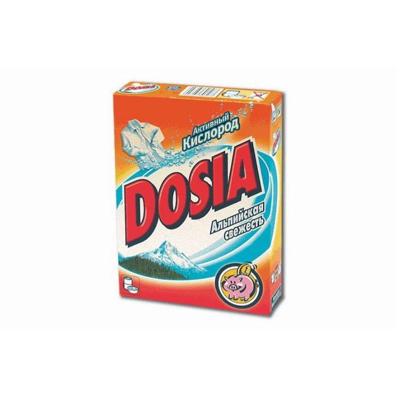Стиральный порошок 365г ручная стирка ассорти Dosia
