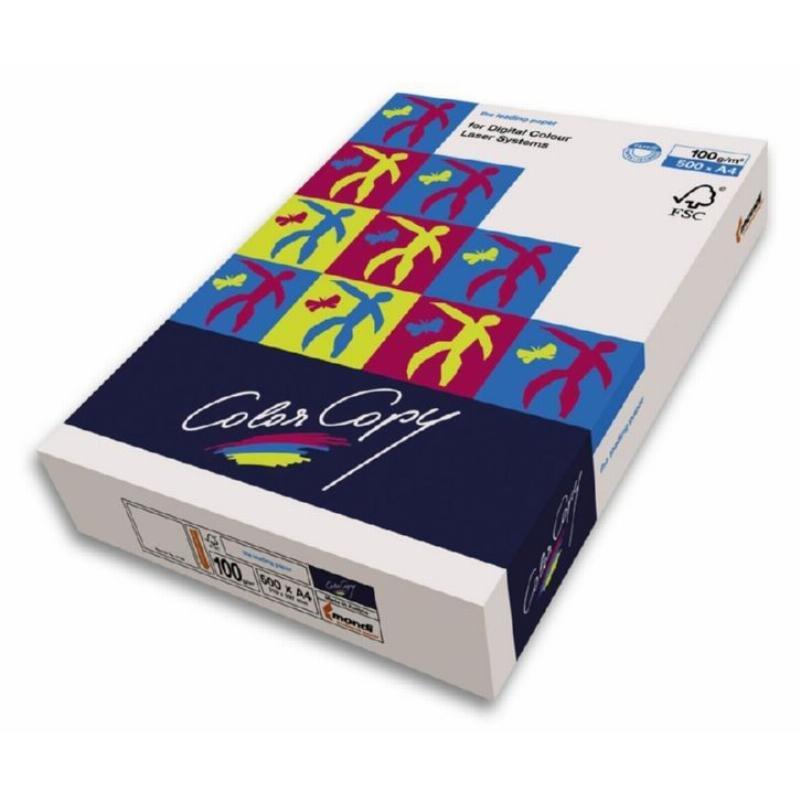 Бумага Color Copy A4 160г/м2 161% ISO 250л