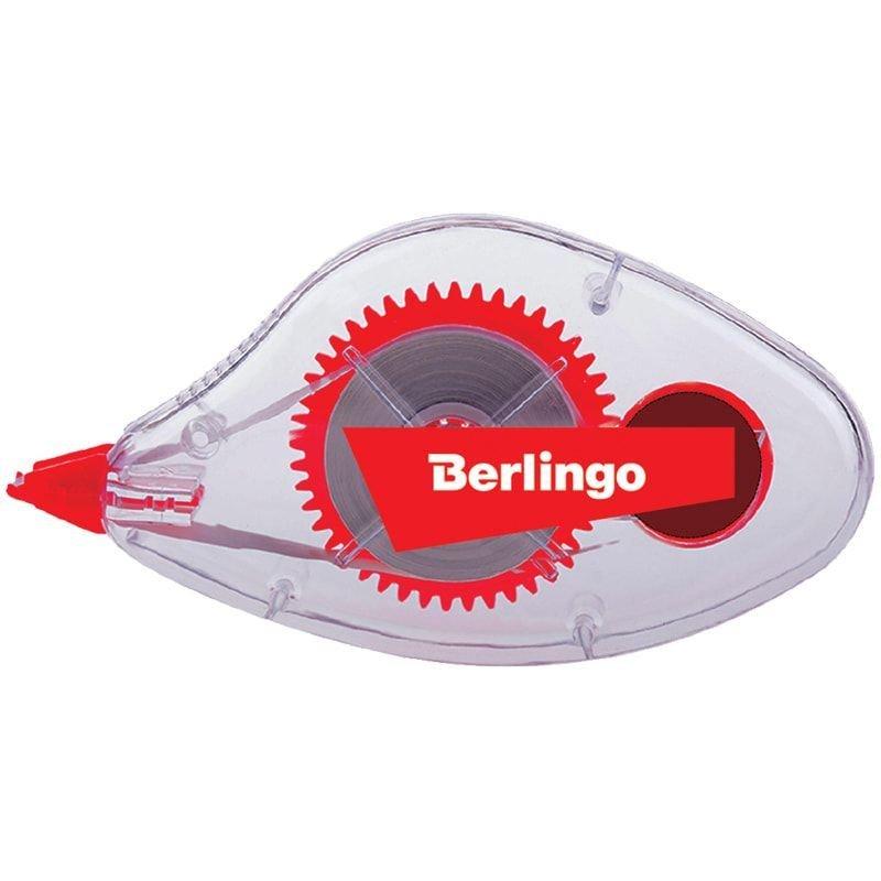 Корректирующая лента Berlingo 5мм х 8м европодвес