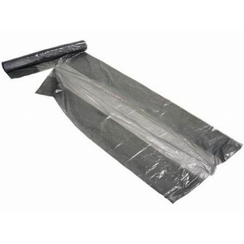 Мешки для мусора 120л 70x110см 35мкм 1шт
