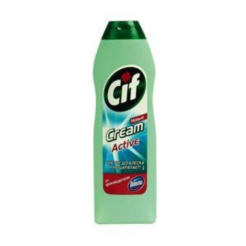 Чистящее средство Сиф 250г крем актив
