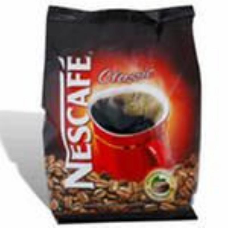 Кофе Nescafe Classic растворимый 500г мягкая упаковка
