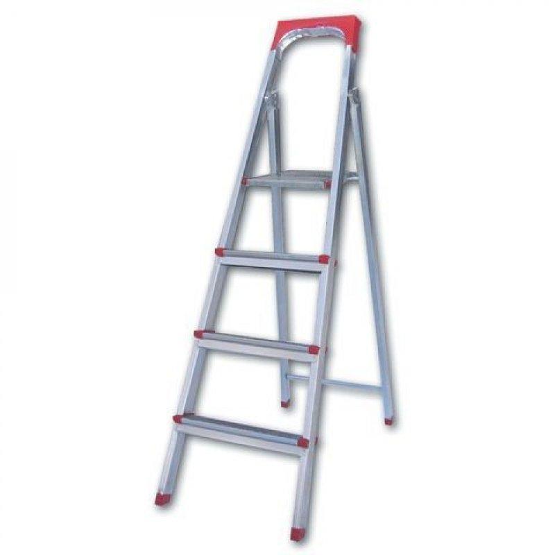 Лестница-стремянка Ufuk 86см 4 ступ стальная вес 6,3кг