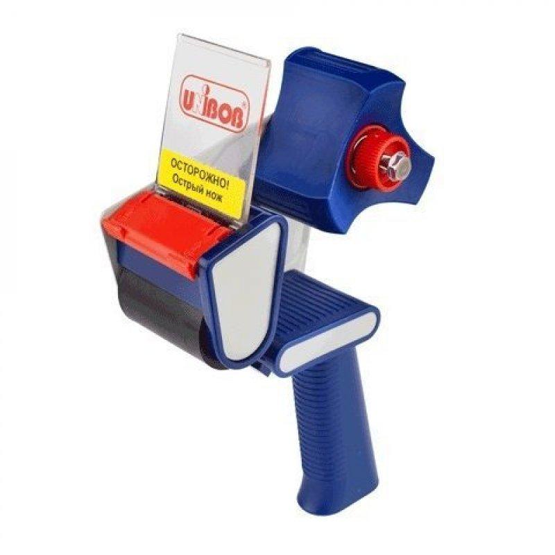 Диспенсер для клейкой ленты упаковочной Unibob 50 мм