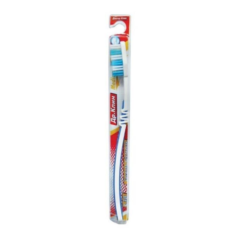 Зубная щетка Доктор Клин ассорти