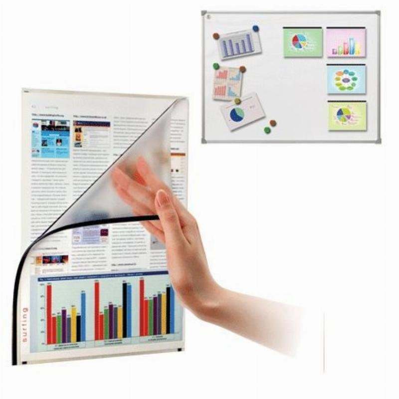Магнитная папка-уголок для досок Boardsys А4 5шт/уп