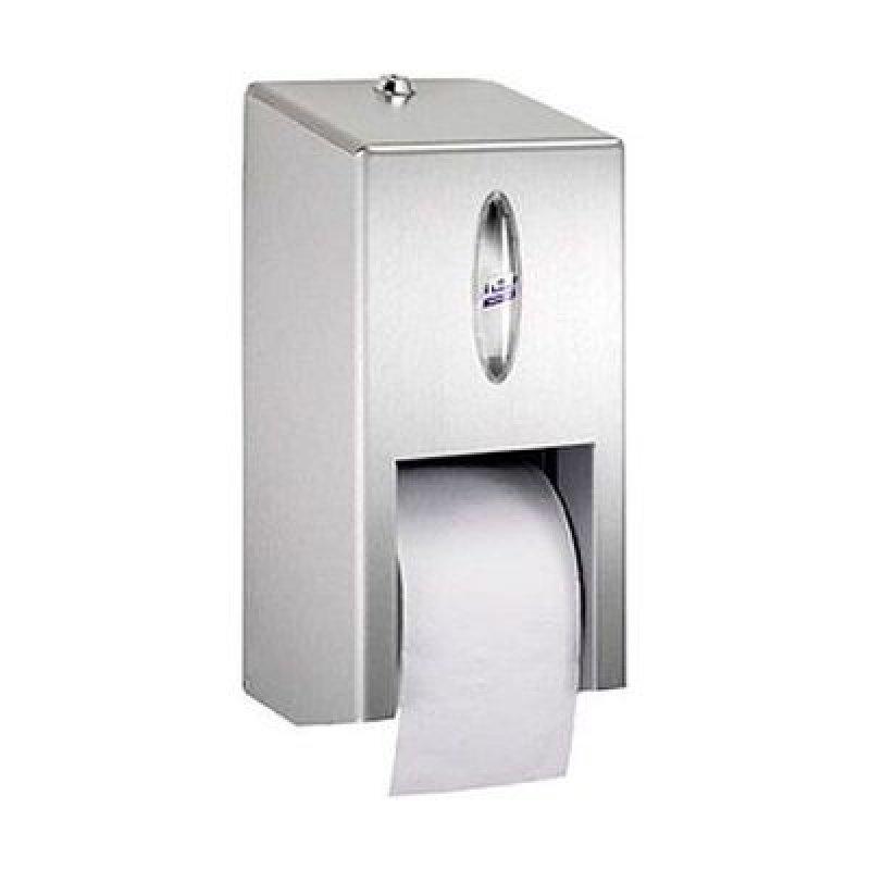 Держатель для туалетной бумаги Lotus Compact нержавеющая сталь 32х15х15 см