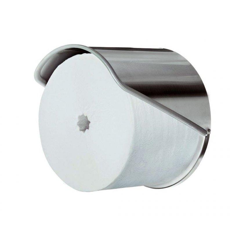 Держатель для туалетной бумаги Lotus Compact нержавеющая сталь 14х14х12 см
