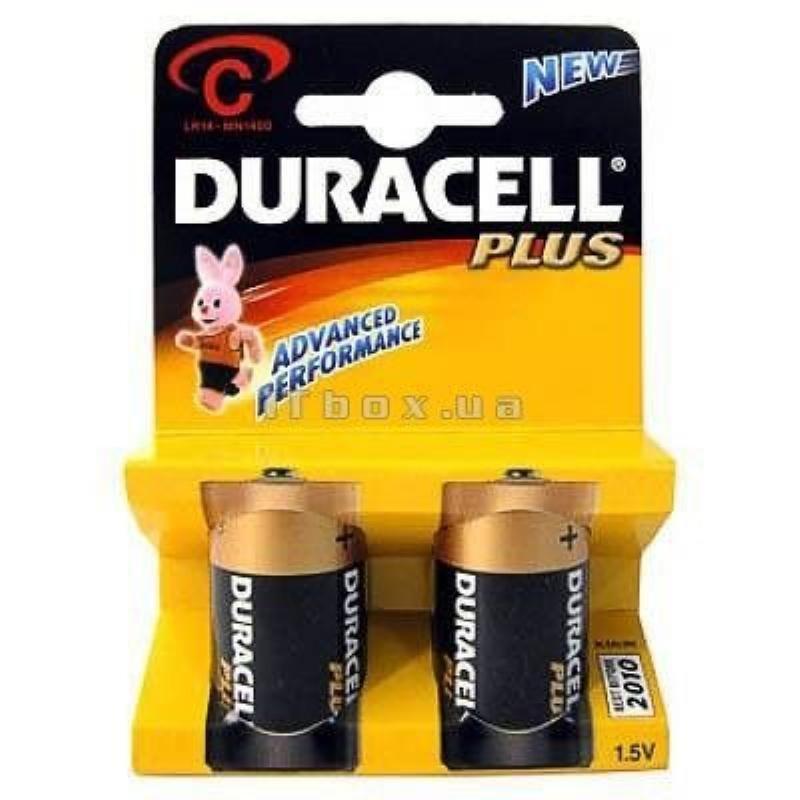 Батарейка Duracell LR14 С (цена за 1шт)