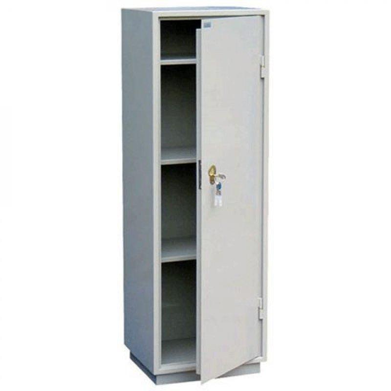 Шкаф металлический для документов 1 отделение КБ-021 1300x420x360мм 40кг