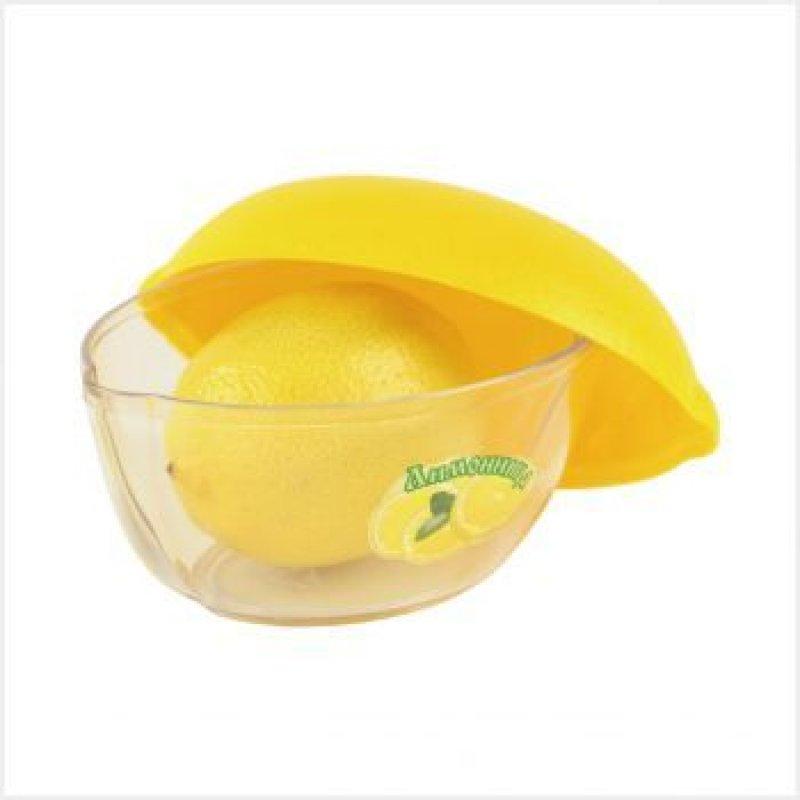 Контейнер для хранения лимона пластик