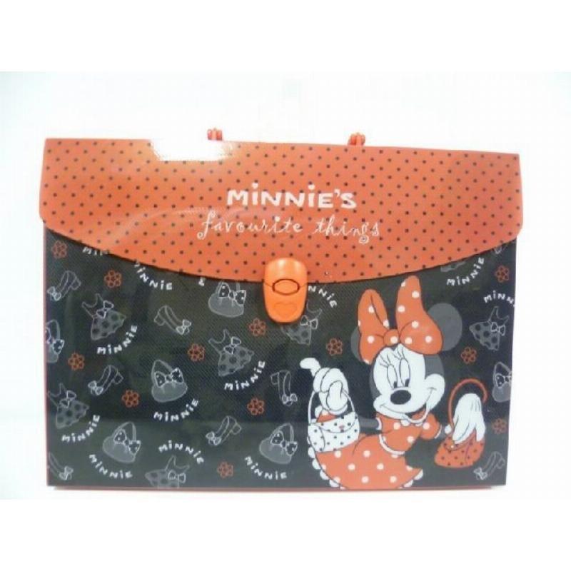 Портфель пластиковый Russia Minnie