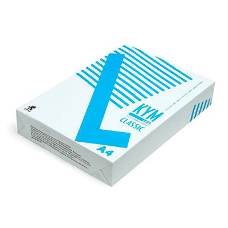 Бумага Kym Lux Classic А4 80г/м2 95% ISO 500л