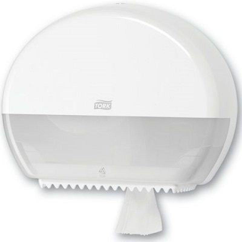 Держатель для туалетной бумаги Tork Elevation mini белый