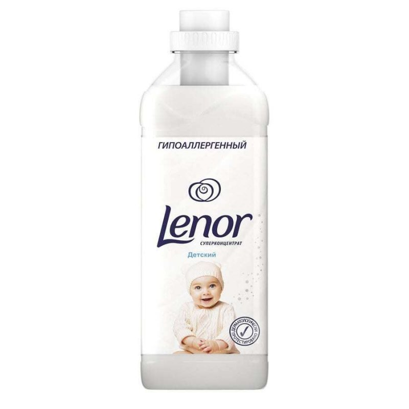 Кондиционер для белья 1л концентрат ассорти Ленор