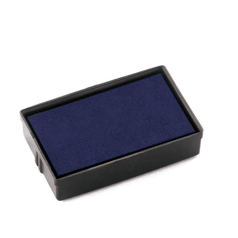 Подушка сменная Colop E/10 синяя для S120, S126, S120/W ,Pr.10, Pr.10C, S160