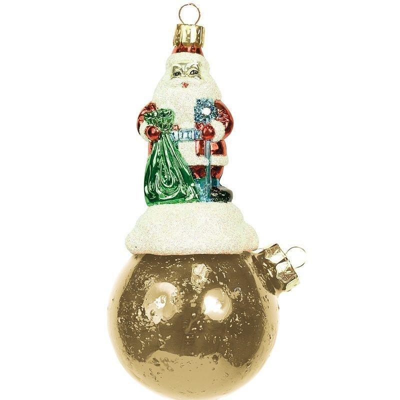 Сувенир Дед Мороз на шаре