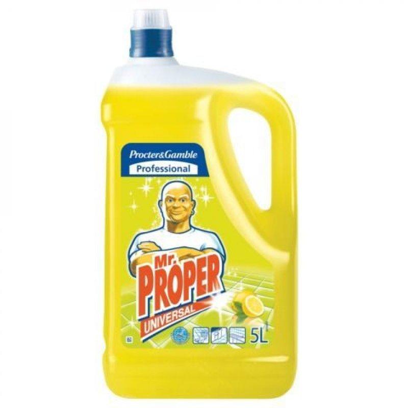 Средство для мытья пола 5л Мистер Пропер ассорти