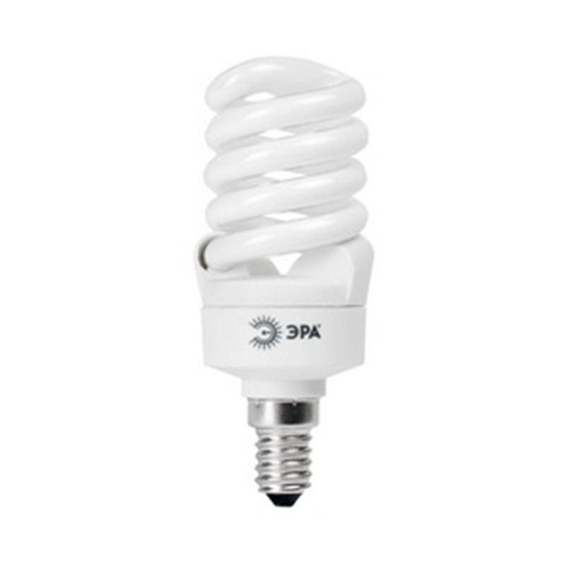 Лампа энергосберегающая FS-15-Е14 теплый белый свет