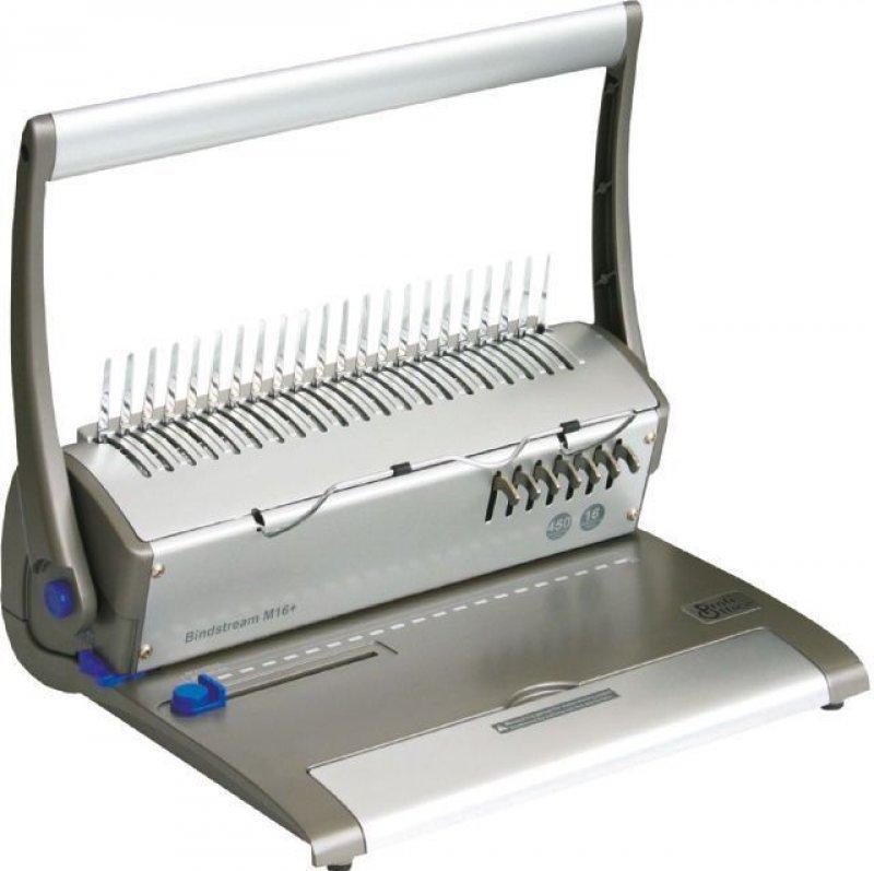 Брошюровочная машина ProfiOffice Bindstream М16+ 16л/450л
