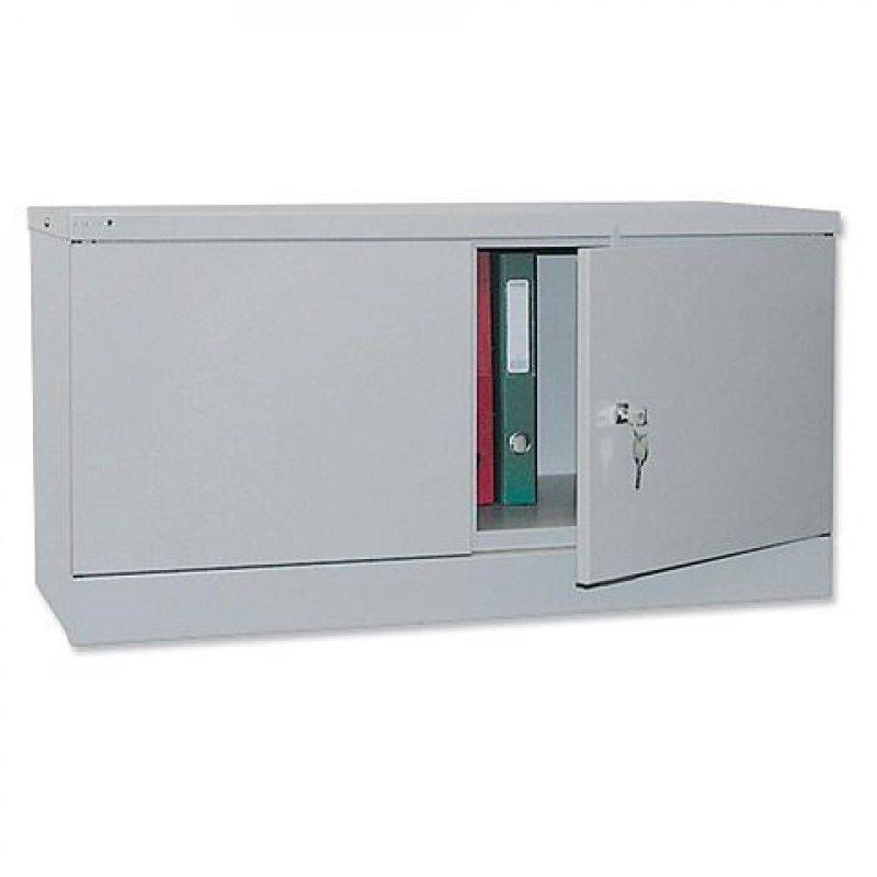 Шкаф-антресоль металлический офисный Надежда ШМС-6 482х756х452мм 16кг